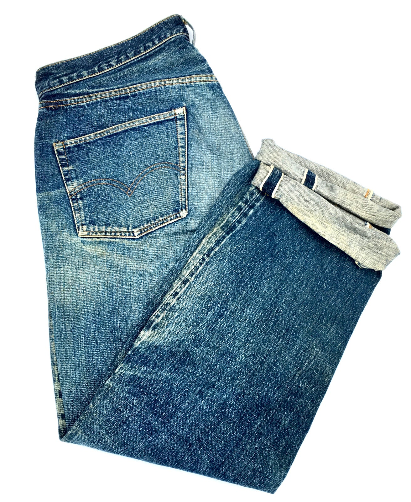 Image of Vintage Levi's 501 Big E