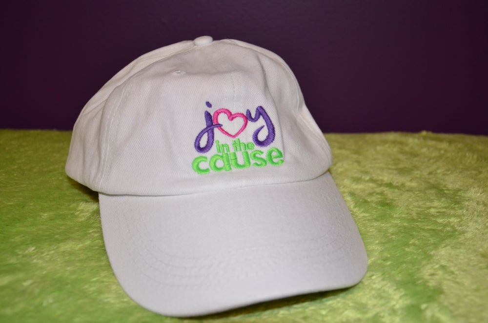 Image of Joy In The Cause Baseball Cap