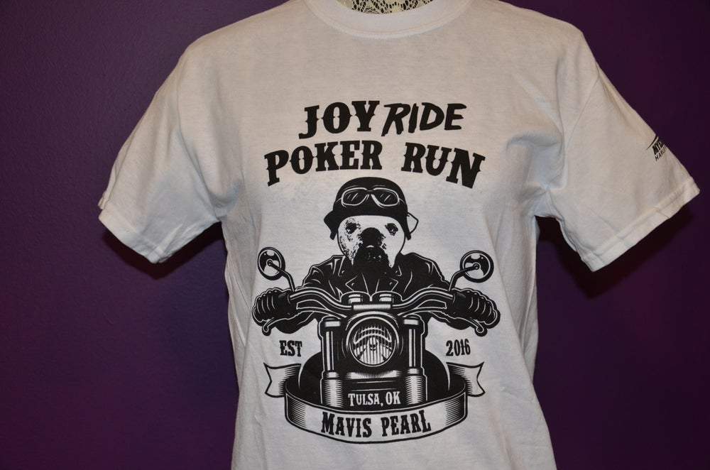Image of VINTAGE: Poker Run 2016 T-Shirt