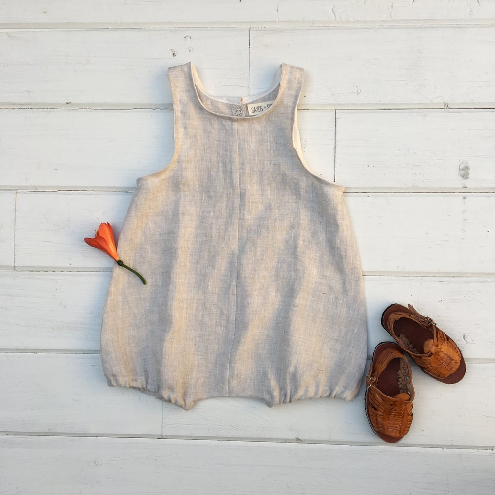 Image of STORY ROMPER (more colors)