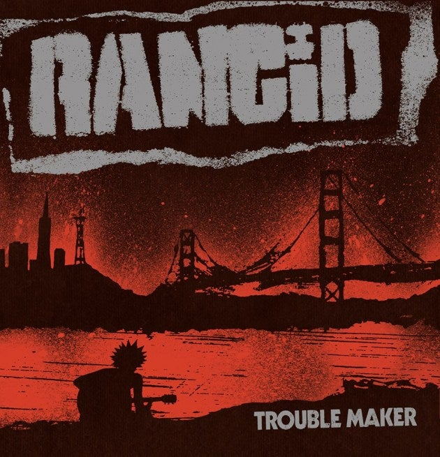"Image of Rancid - Trouble Maker LP/LP+7"" Preorder"