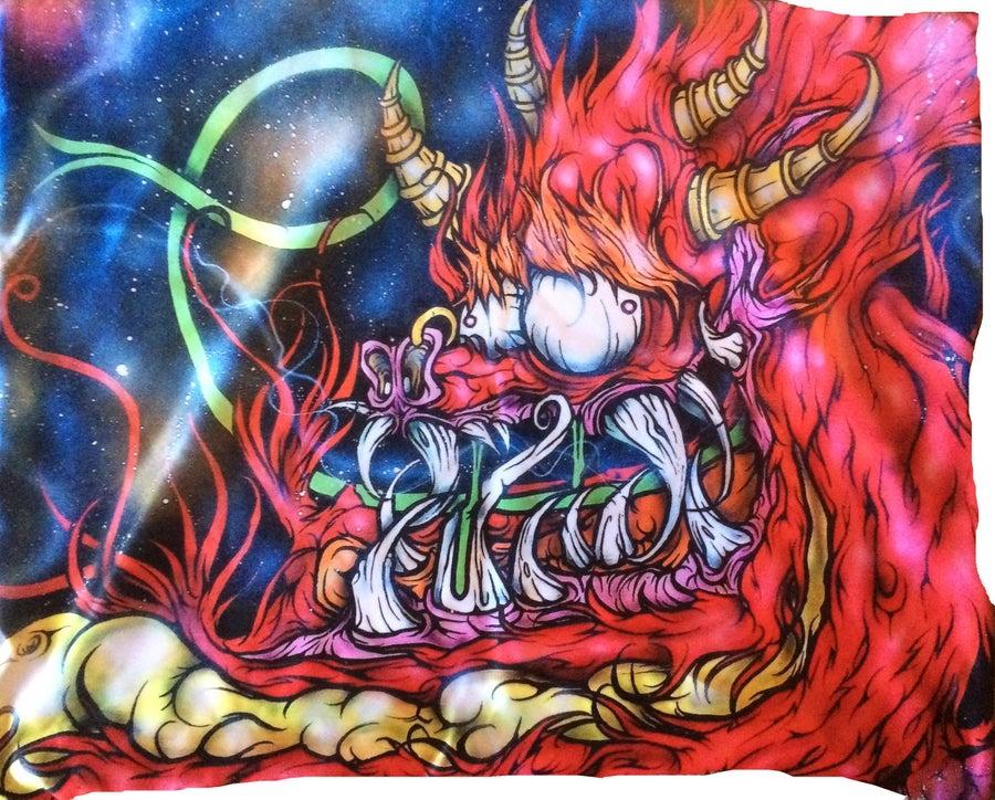 Image of Dragoninator Blanket