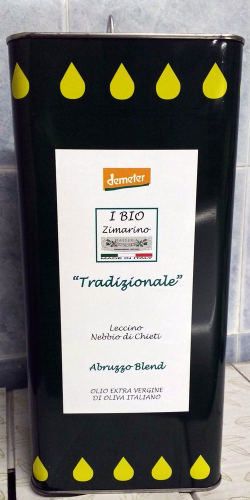 "Image of ""Tradizionale"" Abruzzo blend - Organic and Biodynamic Demeter"