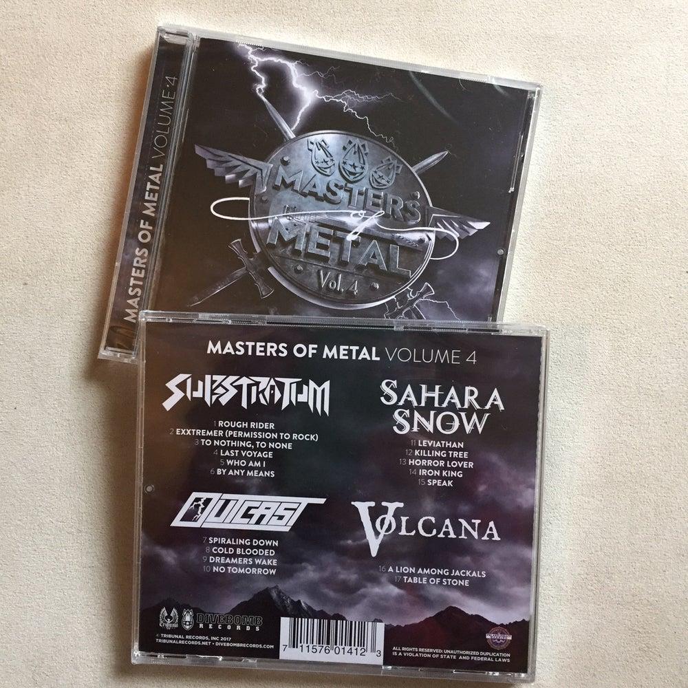 Image of Masters of Metal Volume 4
