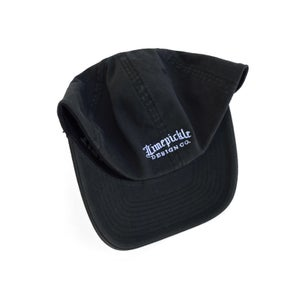 Image of Limepickle 'Horns' Fitted Baseball Cap
