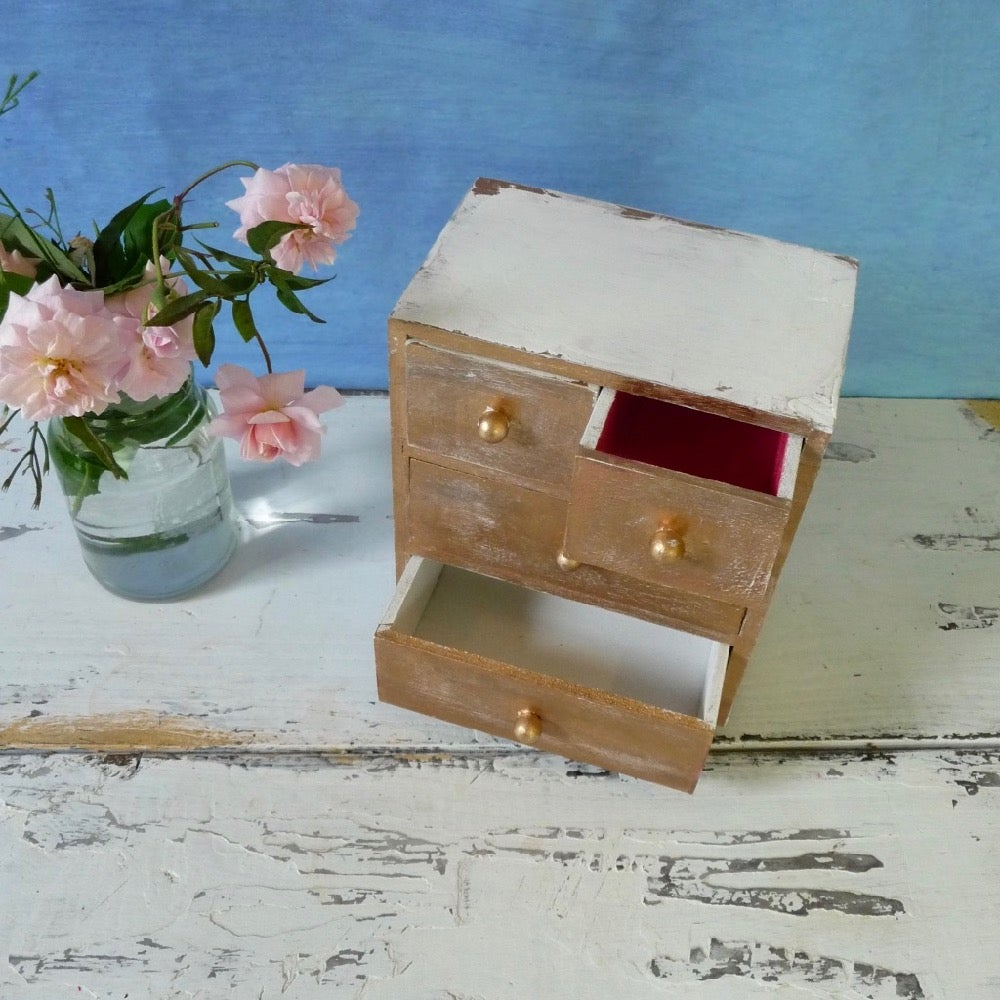 Image of Small Set of Drawers