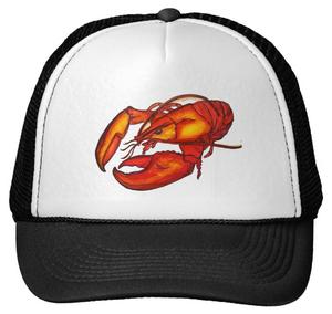 Image of Lobster Trucker Hat