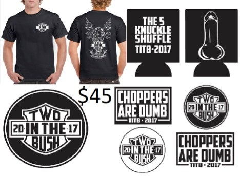 Image of Two in the Bush - Swag Bundle