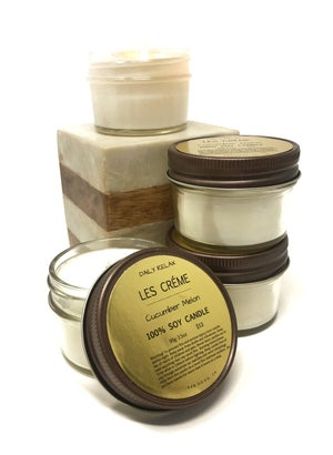 Image of 100% Premium Soy Wax Candle 3.5oz