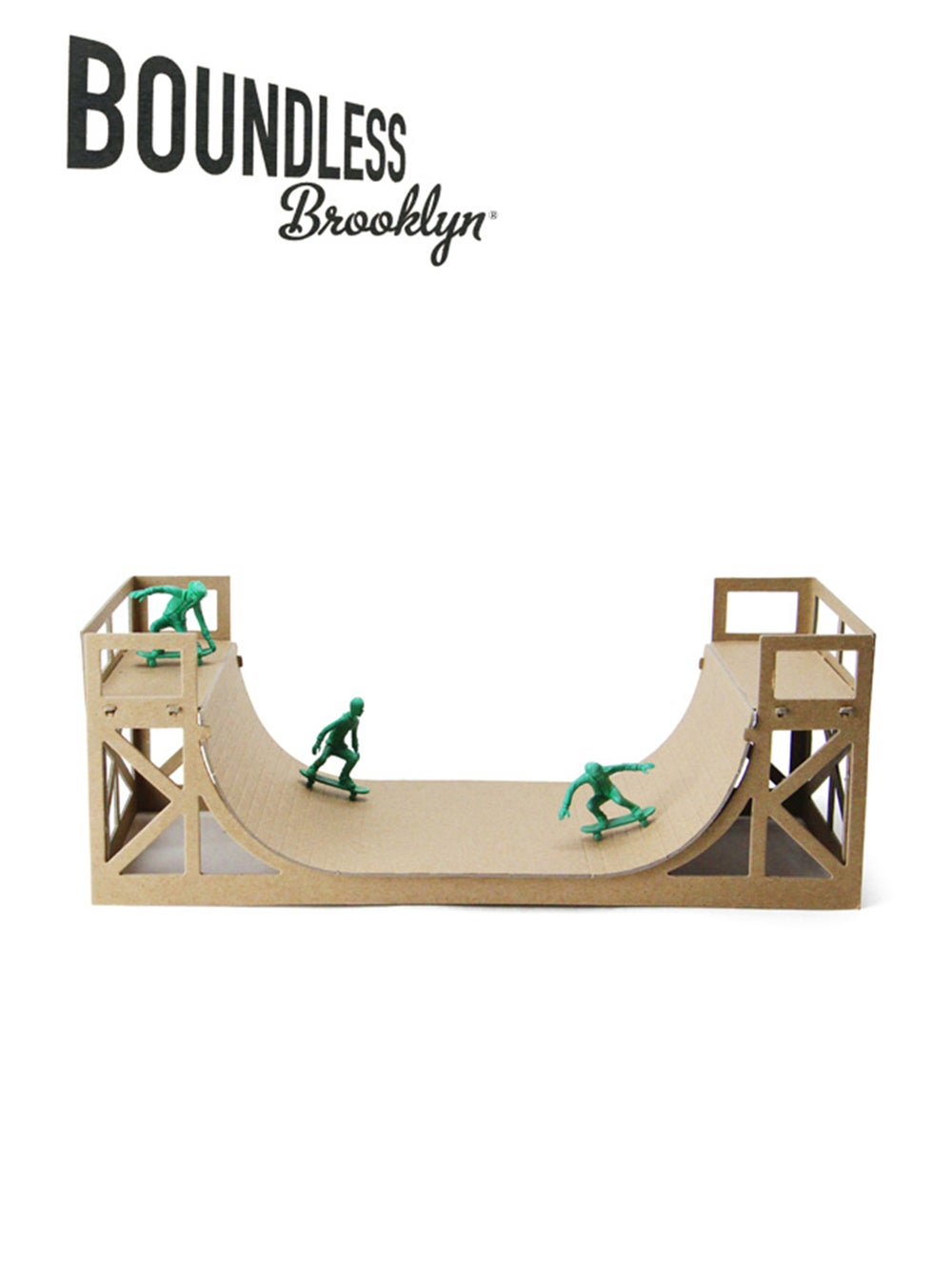 Image of Halfpipe Model Kit
