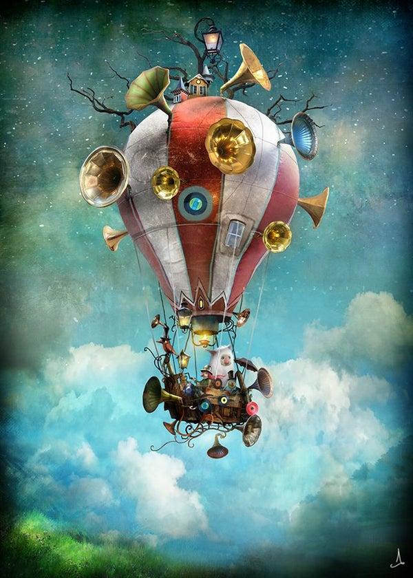 """Gramoballoophone"" - Alexander Jansson Shop"