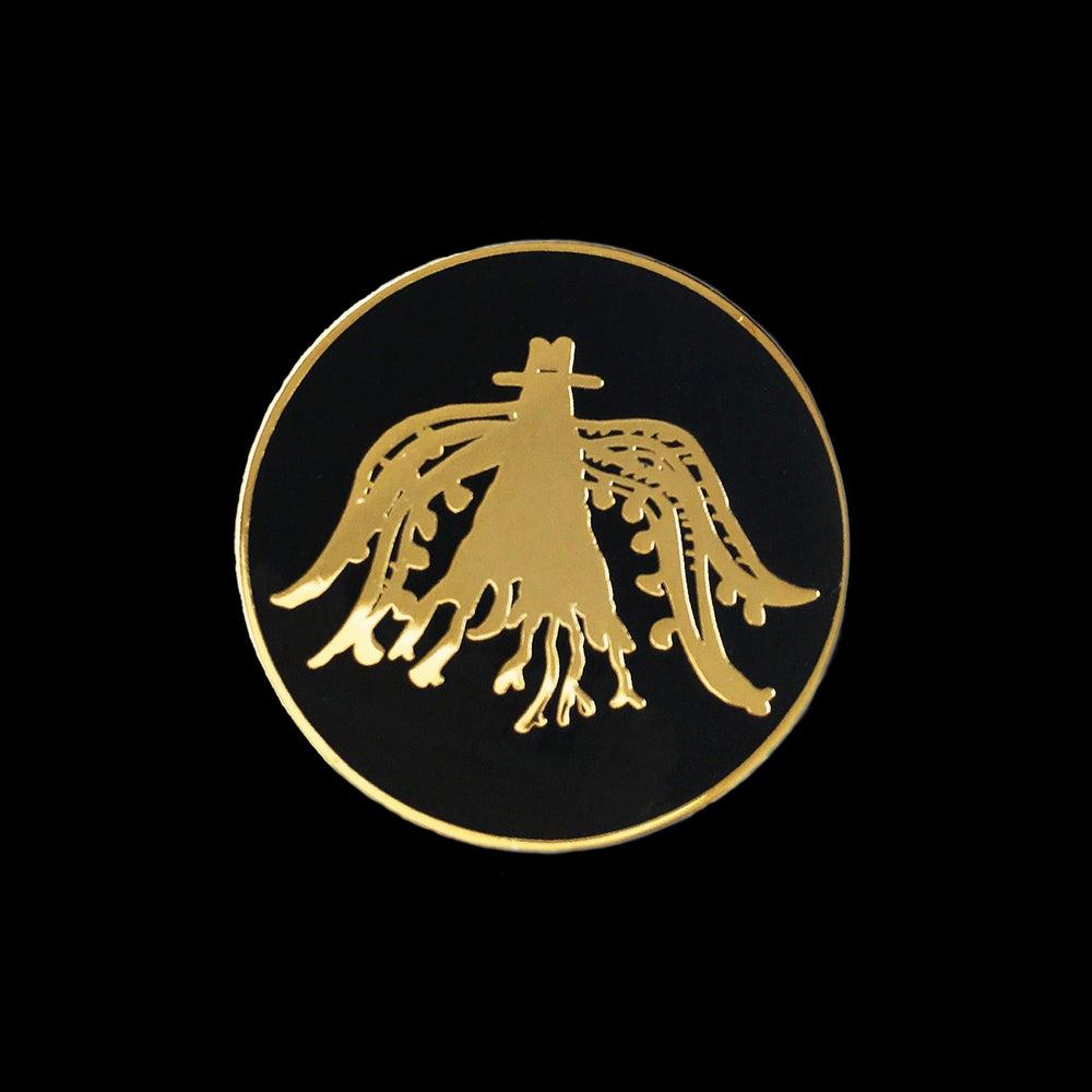 Image of AXOLOTL Badge
