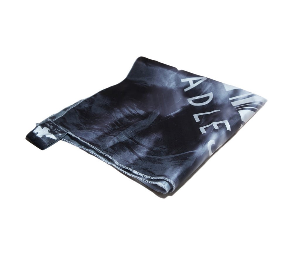 Image of Headless LargeLogo Scarf