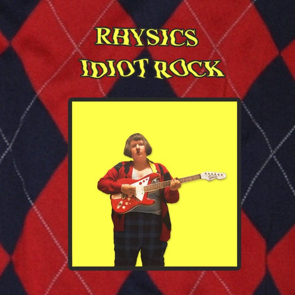 Image of Rhysics - Idiot Rock (Cassette)
