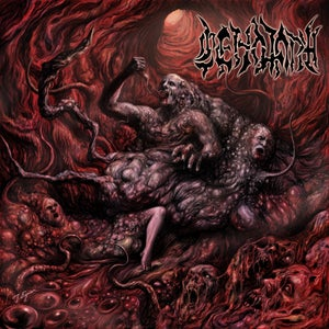 Image of NEW!!! CENOTAPH Perverse Dehumanized Dysfunctions CD/T-shirts/Hoodie/MIX