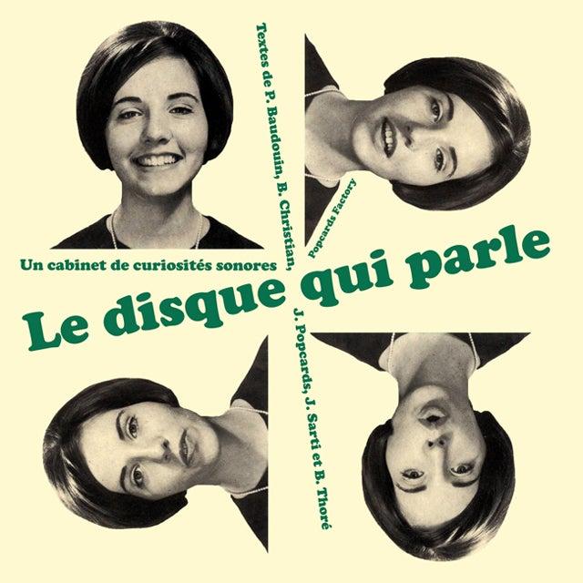 Image of Le disque qui parle + Cd exclusif (quantité limitée)