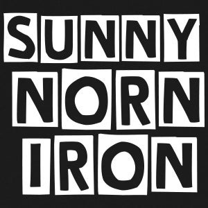 Image of Sunny Norn Iron® Umbrella