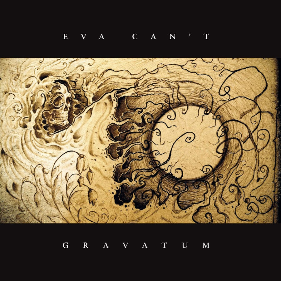 "Image of EVA CAN'T ""Gravatum"" CD"