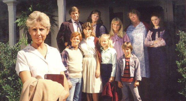 """Image of Autographed """"Waltons"""" photo from Keith Coogan/Keith Mitchell """"Jeffrey"""""""