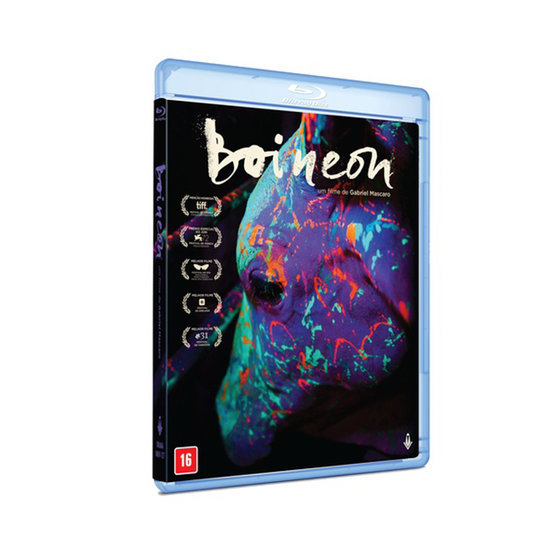 Image of BOI NEON / NEON BULL - BLURAY