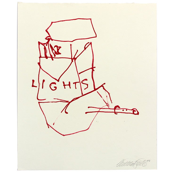 Image of WAYNE HORSE Lights #2