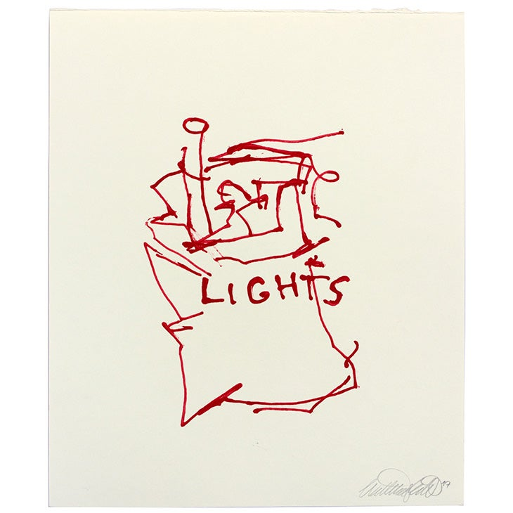 Image of WAYNE HORSE Lights #5