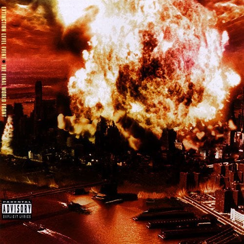 Image of Busta Rhymes - (Extinction Level Event): The Final World Front  [2xLP] OMINC009