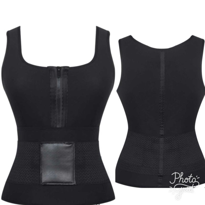 Image of Cq sports waist trainer combo