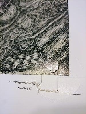 Image of Lantern limited artprint