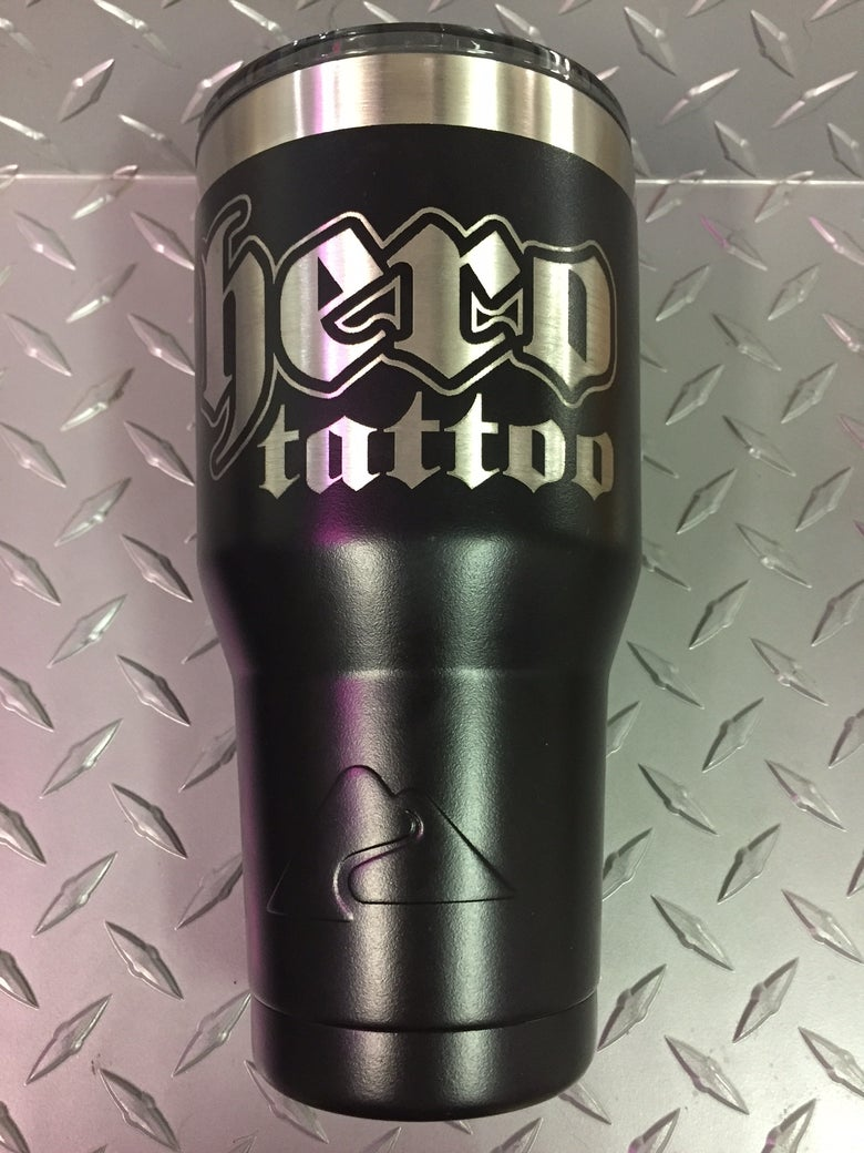 Image of Hero Tattoo 30-Ounce Tumbler