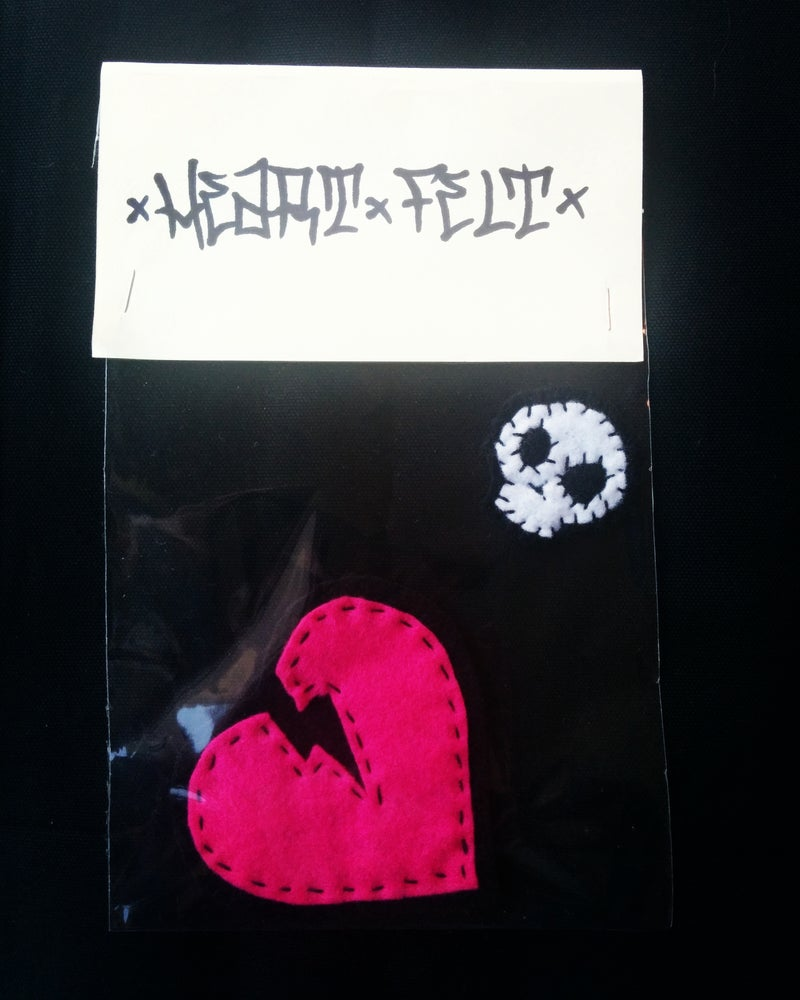 Image of Broken hearted