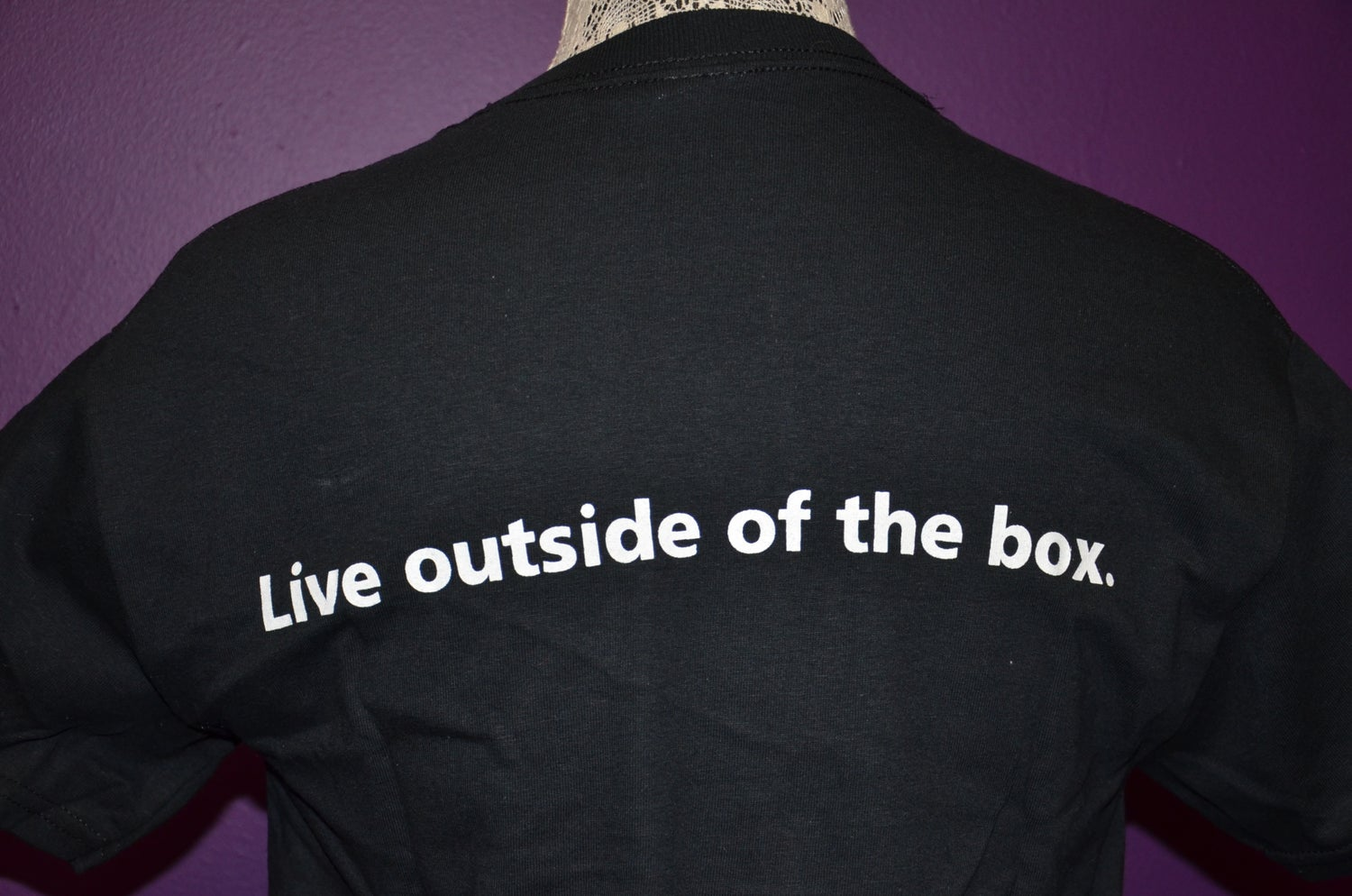 Image of VINTAGE: Outside of the Box T-shirt