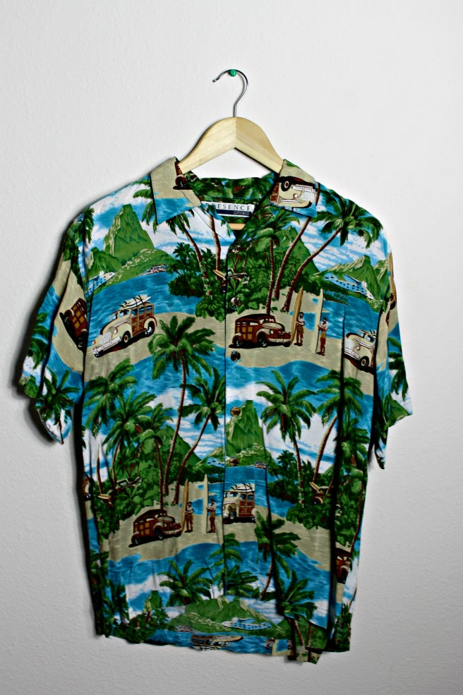 Image of Hawaiian Shirt