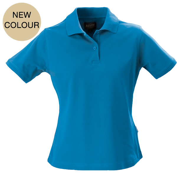 Image of Cotton Stretch Polo - Ladies
