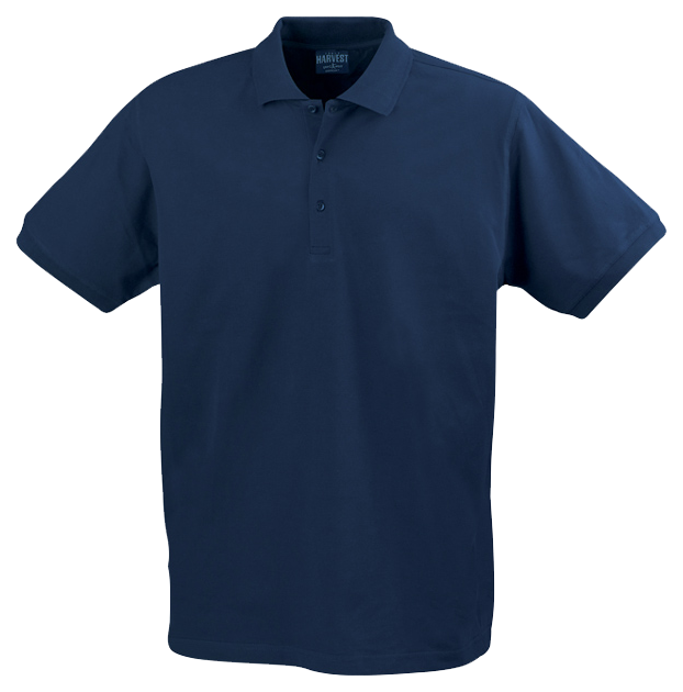 Image of Cotton Stretch Polo - Mens