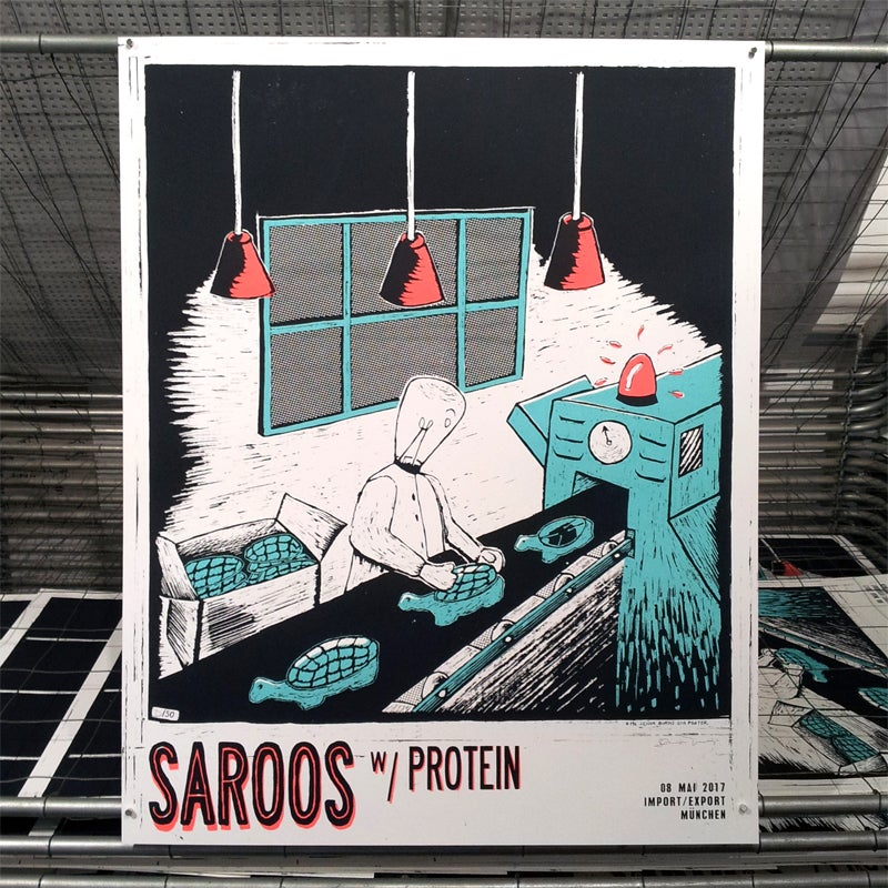 Image of SAROOS w/PROTEIN