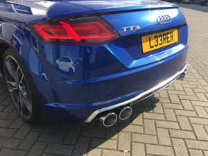 Image of Remus Exhauts Audi TTS MK3 cat back