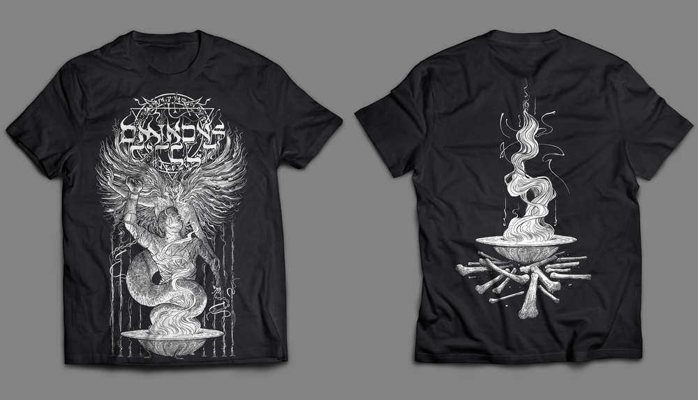 Image of Poison Fumes Tshirt