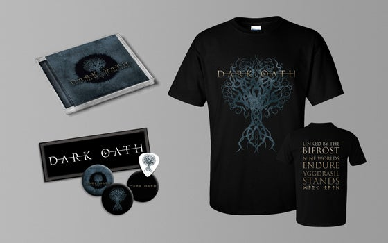 Image of CD+T-shirt+Extras