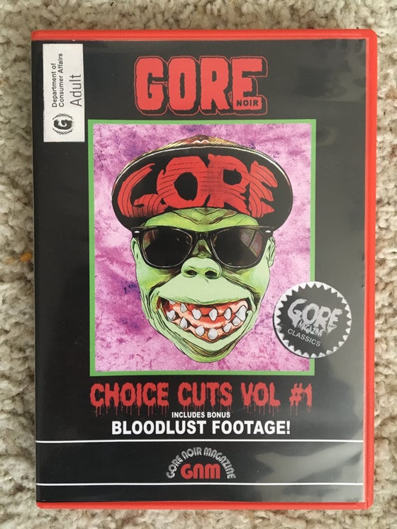Image of Choice Cuts VOL #1 DVD Limited Edition of 50