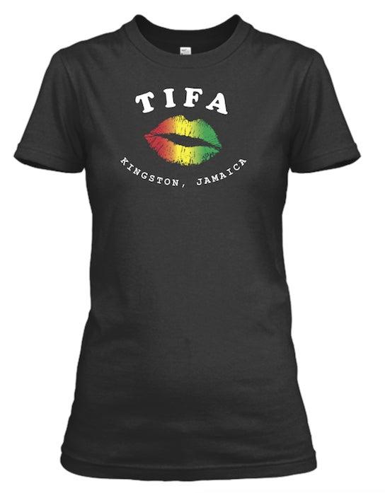 Image of Tifa Kiss T-Shirt