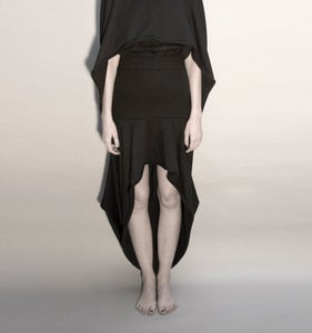 Image of SACRED: SETT DIAMOND BACK SKIRT
