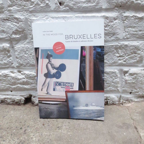 Image of In the Mood for Bxl guide