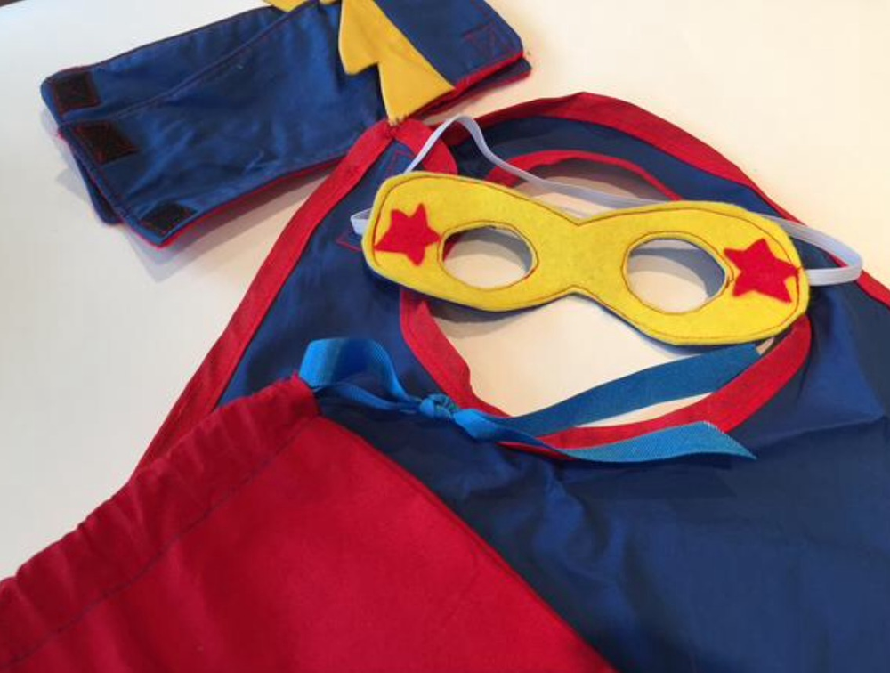 Image of Superhero Set