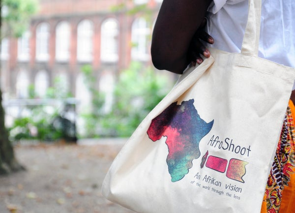 Image of AfroShoot Tote Bag