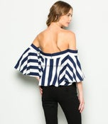 Image of Stalley Off The Shoulder Top