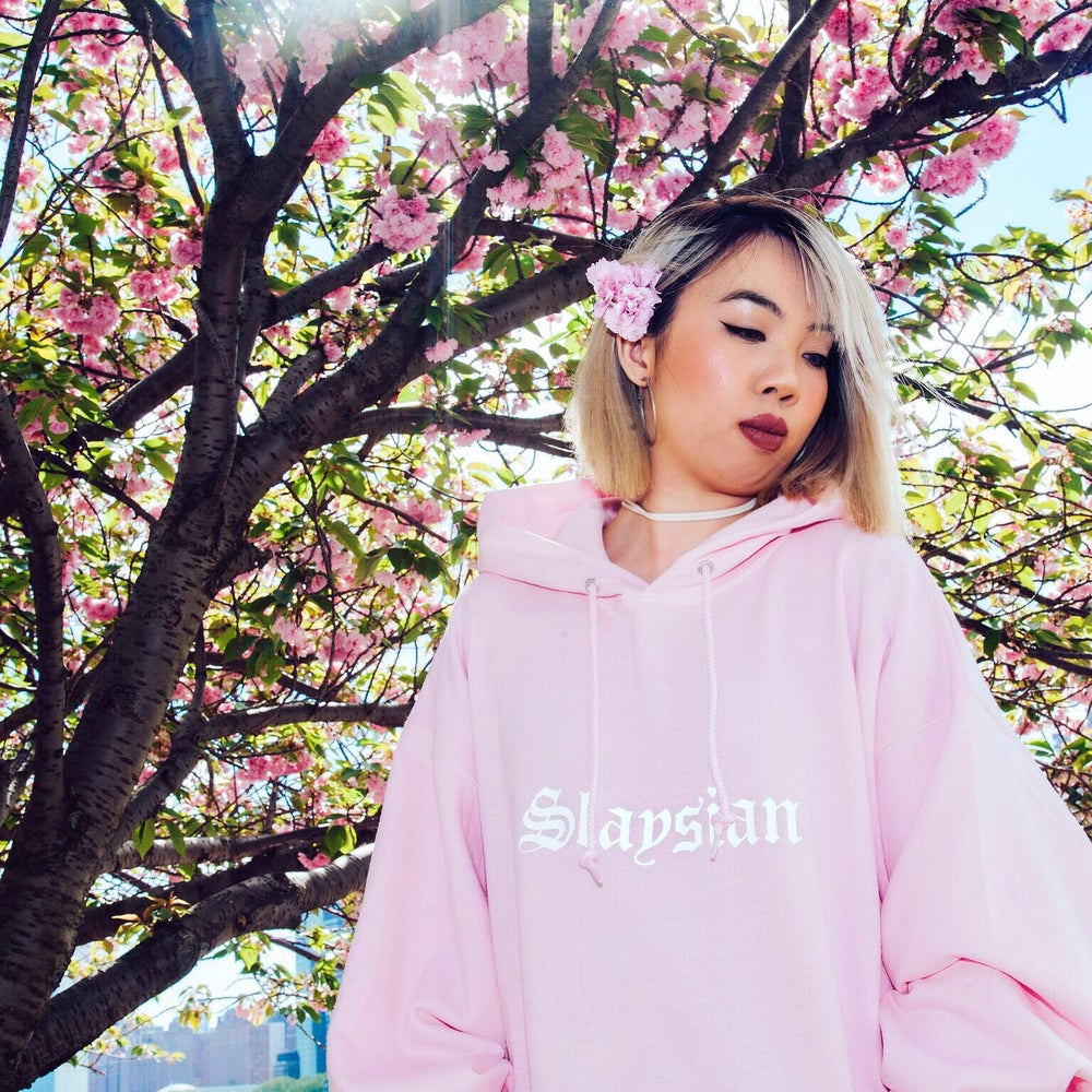 """Image of Slaysian Couture Hoodie """"Jiggly Puff"""""""
