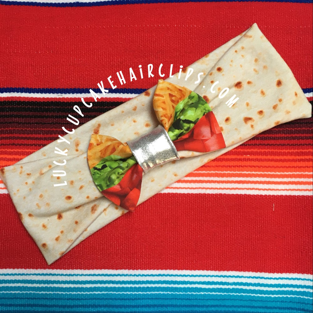 Image of Burrito Headwrap