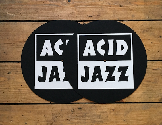 Image of Acid Jazz Slipmats