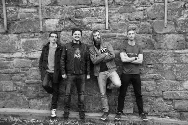 Image of Second Ways Live at Saint Lukes, Glasgow. 02/06/17